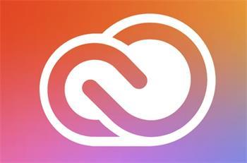 Adobe CC for teams All Apps MP ML (+CZ) COM NEW L-1 1-9 (1 měsíc)