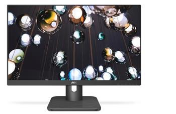 """AOC LCD 24E1Q 23,8"""" IPS/1920x1080/4ms/50mil:1/VGA/HDMI/DP/repro/bezrámečkový design"""
