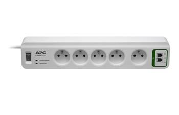 APC Essential SurgeArrest 5 outlets with ADSL protection 230V Czech