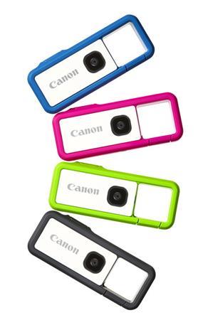 Canon IVY REC - voděodolná a nárazuvzdorná akční kamera, Green