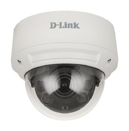 D-Link DCS-4618EK 8-Megapixel H.265 Outdoor Dome Camera