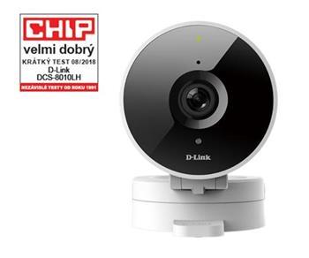 D-Link DCS-8010LH mydlink HD Wi-Fi Camera