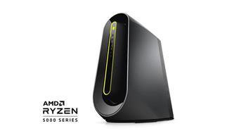 DELL Alienware Aurora R10/Ryzen 7 5800/16GB HyperX FURY/1TB SSD/8GB NVIDIA GeForce RTX 3070/W10H/2 roky NBD/cerny
