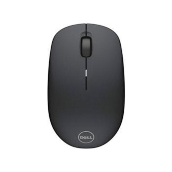 Dell černá bezdrátová optická myš WM126