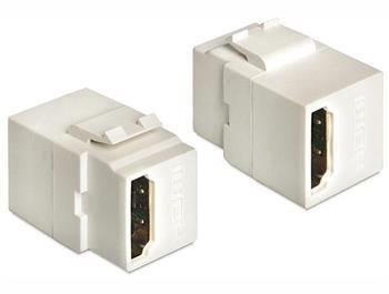 Delock Keystone modul HDMI samice > HDMI samice