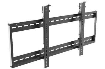 """Digitus Video nástěnný držák pro panely od 114 (45) do 178 cm (70 """"), nastavení mikro naklápění a výšky, maximální zatížení 70 kg,"""