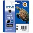 EPSON cartridge T1578 matte black (želva)