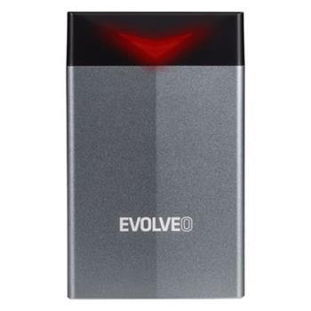 """EVOLVEO 2.5"""" Tiny G1, externí rámeček na HDD, USB"""