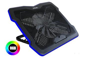 EVOLVEO Ania 6 RGB, chladicí podstavec pro noteboo