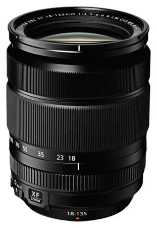 Fujifilm FUJINON XF18-135MM F3,5-5,6 R WR - Black