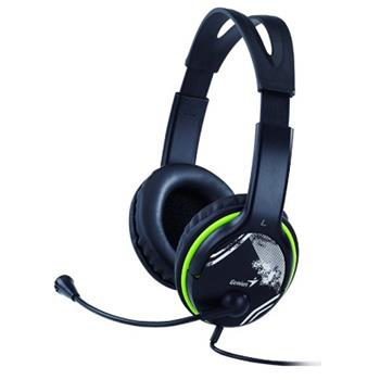 Genius headset - HS-400A, 113 dB, 40 mm