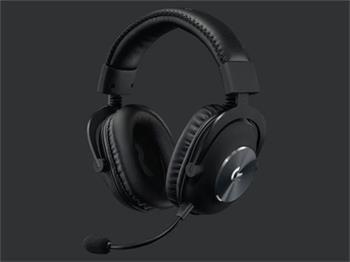 Logitech Headset G Pro X - černý