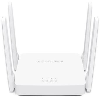 MERCUSYS AC10 Dual Band Wi-Fi Router, 300+867Mbps