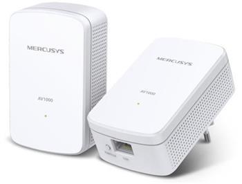 MERCUSYS MP500 KIT - AV1000 Gigabit Powerline Starter Kit