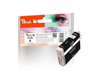 PEACH kompatibilní cartridge Epson T1281, Black, 7,4 ml