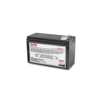 RBC110 výměnná baterie pro BE550G-CP, BE550G-FR, BR550GI, BR650MI