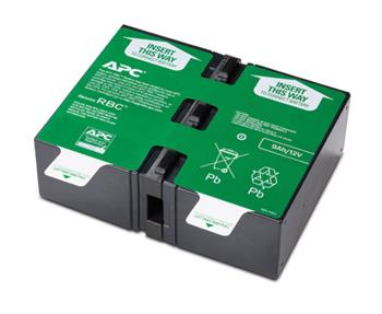 RBC124 APC Repl. Battery BR1200G-FR, BR1200GI, BR1500G-FR, BR1500GI, SMC1000I-2U