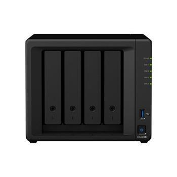 Synology DS420+ RAID 4xSATA server, 2xGb LAN