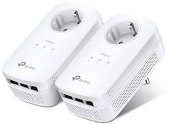 TP-Link TL-PA8030P KIT, Powerline Starter kit se třemi gigabitovými porty