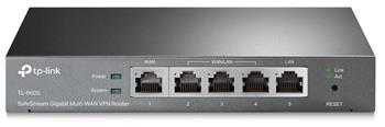 TP-Link TL-R605, SafeStream™ Gigabit Multi-WAN VPN Router