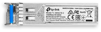 TP-Link TL-SM321B-2 - Gigabit SFP modul, WDM, SM, 2km, 1310/1550nm