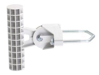 UbiBracket univerzální polohovací držák na zeď nebo stožár pro všechny NanoStation a LocoStation