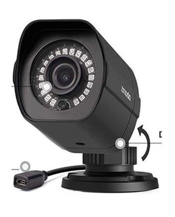 ZMODO SD-H2926-B-H 1080P Camera